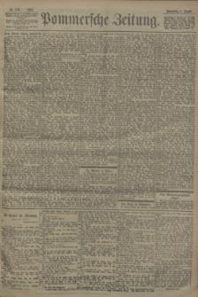 Pommersche Zeitung : organ für Politik und Provinzial-Interessen. 1900 Nr. 195
