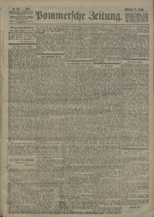 Pommersche Zeitung : organ für Politik und Provinzial-Interessen. 1900 Nr. 204