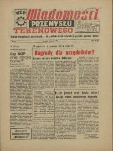 Wiadomości Przemysłu Terenowego : organ rad zakładowych przedsiębiorstw przemysłu terenowego woj. szczecińskiego. 1956 nr 20