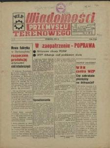 Wiadomości Przemysłu Terenowego : organ rad zakładowych przedsiębiorstw przemysłu terenowego woj. szczecińskiego. 1957 nr 23