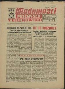 Wiadomości Przemysłu Terenowego : organ rad zakładowych przedsiębiorstw przemysłu terenowego woj. szczecińskiego. 1957 nr 24