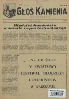 Głos Kamienia. R.3, 1955 nr 6
