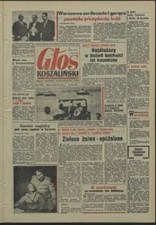 Głos Koszaliński. 1970, czerwiec, nr 167