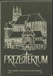 Prezbiterium. 1996 nr 1-2