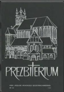 Prezbiterium. 1996 nr 5-6
