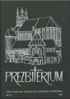Prezbiterium. 1998 nr 5-6