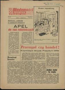 Wiadomości Przemysłu Terenowego : organ rad zakładowych przedsiębiorstw przemysłu terenowego woj. szczecińskiego. 1958 nr 34