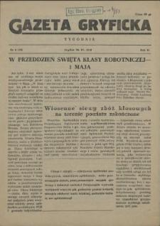 Gazeta Gryficka. R.2, 1953 nr 4