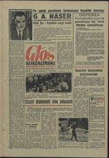 Głos Koszaliński. 1970, wrzesień, nr 272