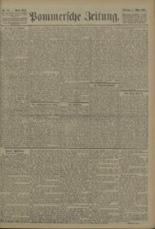 Pommersche Zeitung : organ für Politik und Provinzial-Interessen. 1905 Nr. 57