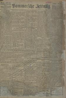 Pommersche Zeitung : organ für Politik und Provinzial-Interessen. 1906 Nr. 151 Blatt 1