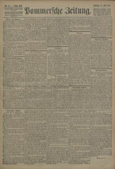 Pommersche Zeitung : organ für Politik und Provinzial-Interessen. 1906 Nr. 168