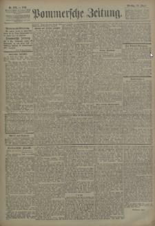 Pommersche Zeitung : organ für Politik und Provinzial-Interessen. 1906 Nr. 201