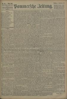 Pommersche Zeitung : organ für Politik und Provinzial-Interessen. 1906 Nr. 207