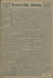 Pommersche Zeitung : organ für Politik und Provinzial-Interessen. 1906 Nr. 219