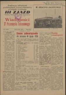 Wiadomości Przemysłu Terenowego : organ rad zakładowych przedsiębiorstw przemysłu terenowego woj. szczecińskiego. 1959 nr 43