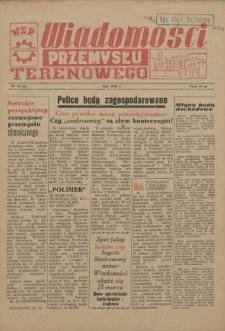 Wiadomości Przemysłu Terenowego : organ rad zakładowych przedsiębiorstw przemysłu terenowego woj. szczecińskiego. 1959 nr 45