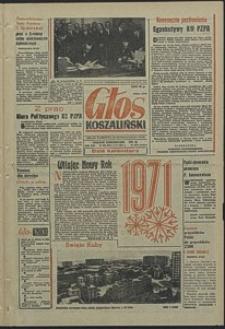 Głos Koszaliński. 1970, grudzień, nr 363/1