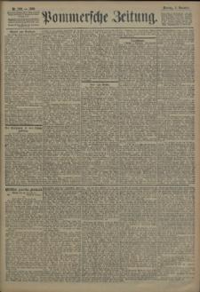 Pommersche Zeitung : organ für Politik und Provinzial-Interessen. 1906 Nr. 261