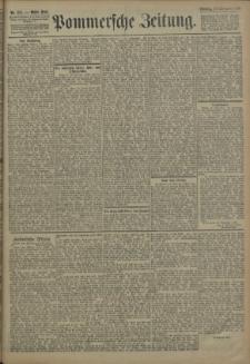Pommersche Zeitung : organ für Politik und Provinzial-Interessen. 1906 Nr. 278