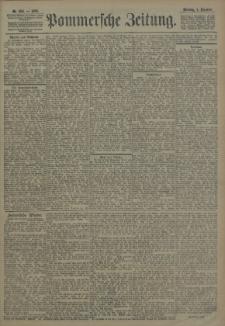 Pommersche Zeitung : organ für Politik und Provinzial-Interessen. 1906 Nr. 287
