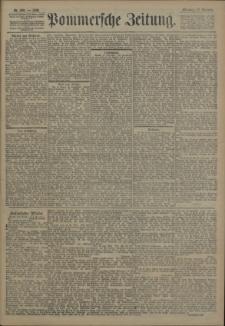 Pommersche Zeitung : organ für Politik und Provinzial-Interessen. 1906 Nr. 294 Blatt 1