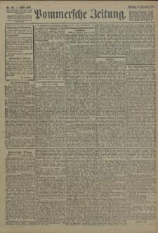 Pommersche Zeitung : organ für Politik und Provinzial-Interessen. 1906 Nr. 302