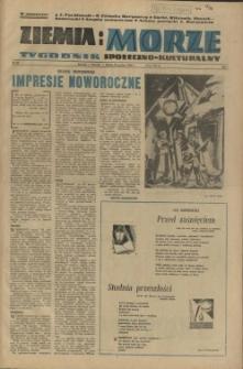 Ziemia i Morze : tygodnik społeczno-kulturalny. R.1, 1956 nr 33