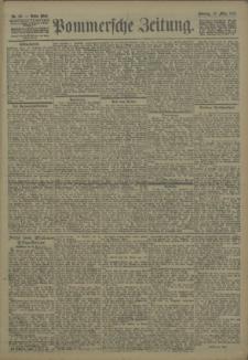 Pommersche Zeitung : organ für Politik und Provinzial-Interessen. 1907 Nr. 62