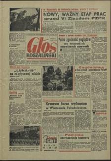 Głos Koszaliński. 1971, październik, nr 277