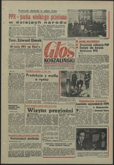 Głos Koszaliński. 1972, styczeń, nr 6