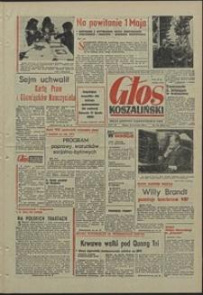 Głos Koszaliński. 1972, kwiecień, nr 119