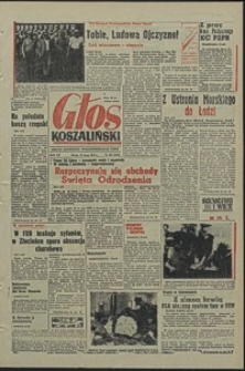 Głos Koszaliński. 1972, lipiec, nr 201