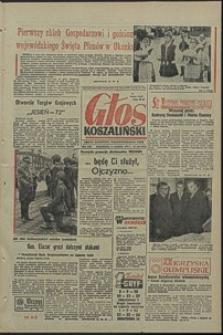 Głos Koszaliński. 1972, wrzesień, nr 255