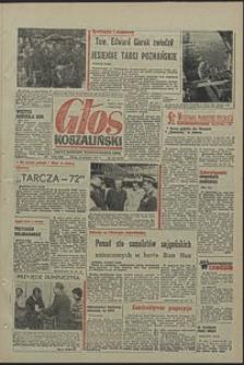Głos Koszaliński. 1972, wrzesień, nr 257