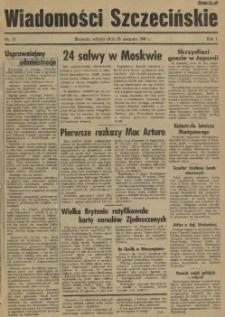 Wiadomości Szczecińskie : biuletyn Urzędu Informacji i Propagandy na Okręg Pomorze Zachodnie. R.1, 1945 nr 17