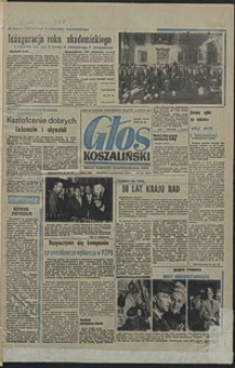 Głos Koszaliński. 1972, październik, nr 275