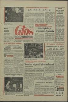 Głos Koszaliński. 1972, październik, nr 276