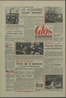 Głos Koszaliński. 1972, listopad, nr 318