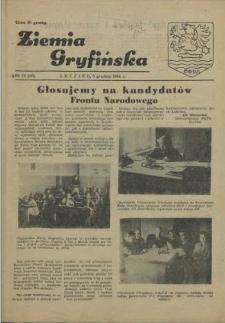 Ziemia Gryfińska. 1954 nr 12