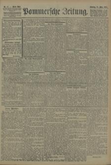 Pommersche Zeitung : organ für Politik und Provinzial-Interessen. 1905 Nr. 69