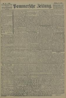 Pommersche Zeitung : organ für Politik und Provinzial-Interessen. 1905 Nr. 87