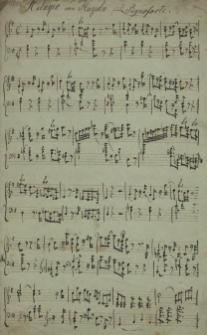 Adagio von Haydn fürs Pianoforte