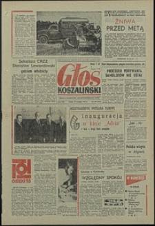 Głos Koszaliński. 1973, sierpień, nr 229