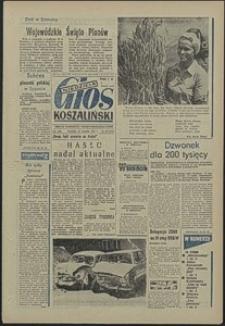 Głos Koszaliński. 1973, sierpień, nr 238