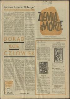 Ziemia i Morze : tygodnik społeczno-kulturalny. R.2, 1957 nr 4