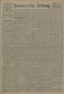 Pommersche Zeitung : organ für Politik und Provinzial-Interessen. 1905 Nr. 119 Blatt 1