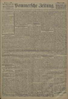 Pommersche Zeitung : organ für Politik und Provinzial-Interessen. 1902 Nr. 87
