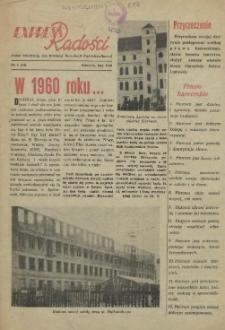 Express Radości : Pałac Młodzieży im. Wielkiej Rewolucji Październikowej. 1956 nr 1