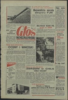 Głos Koszaliński. 1973, październik, nr 277